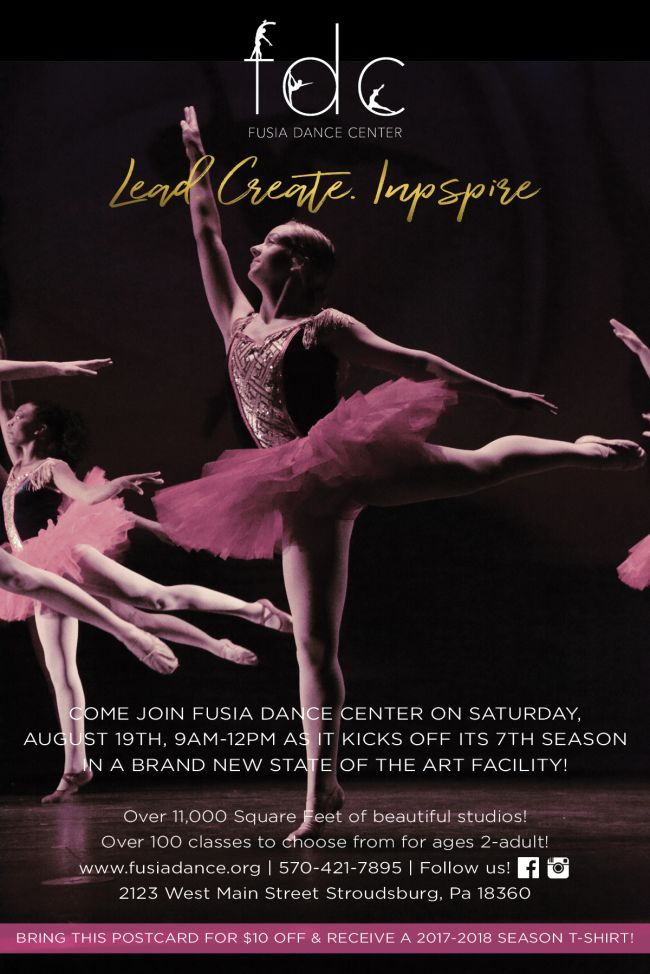 Fusia Dance Center Open House