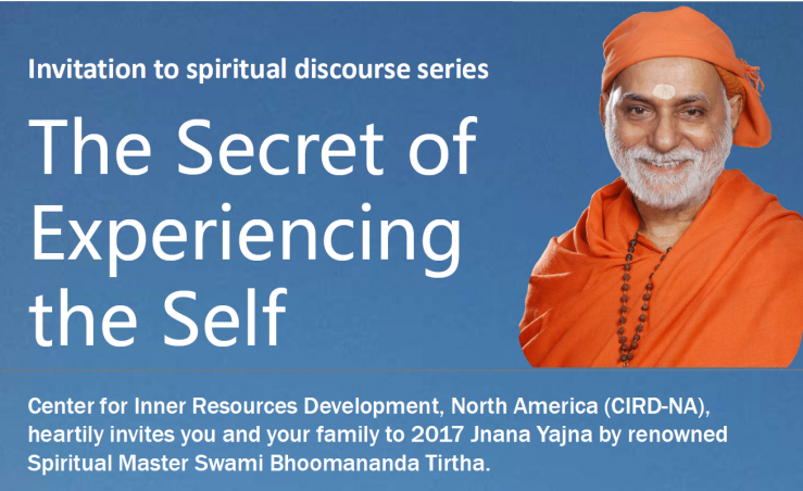 Secret of Experiencing the Self
