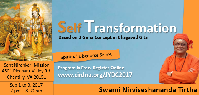 Self Transformation based on 3 Guna Concept in Bhagavad Gita