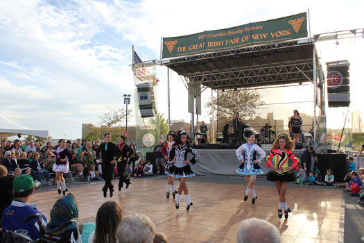 O'Malley Irish Dance Academy - Great Irish Fair of New York