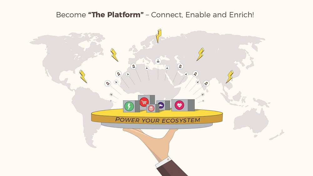 "Become ""The Platform"" – Connect, Enable and Enrich: Now in Slough (UK)"