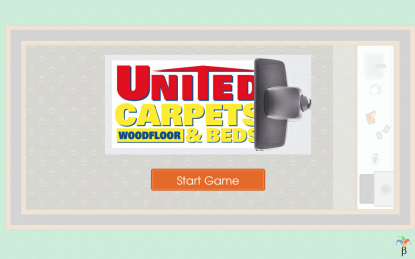 Vac It Up A New Game From United Carpets Amp Beds That Will