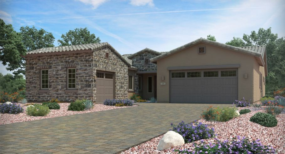 Lennar's Boulder Pass in Marana is now selling at pre-model pricing.