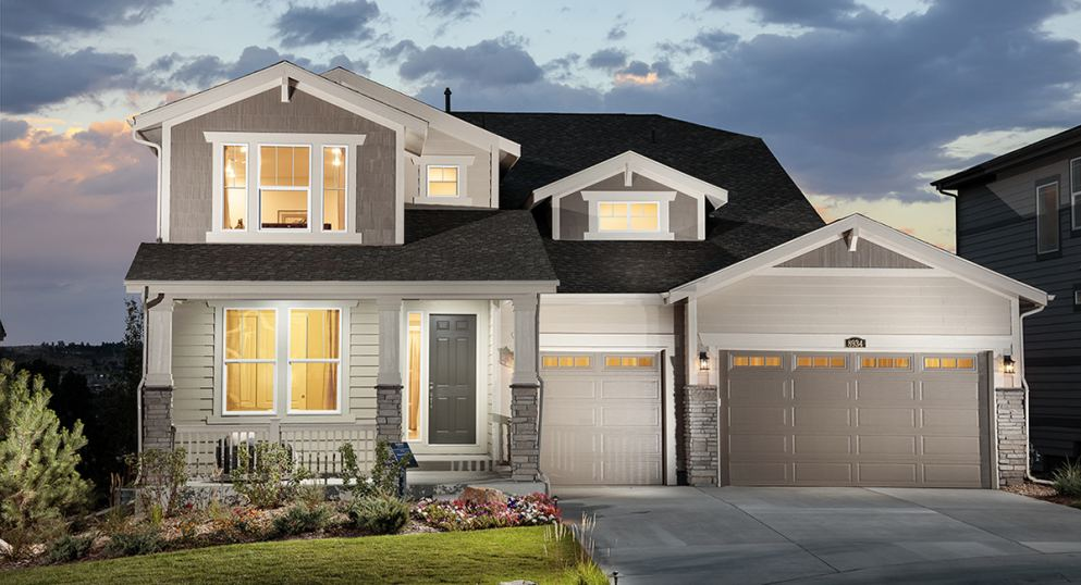 Find the perfect home at one of Lennar's communities located across Colorado.