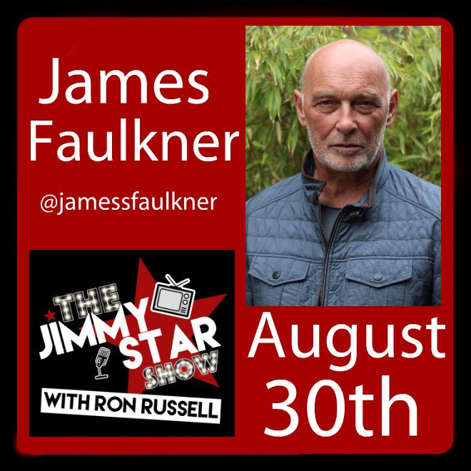James Faulkner On The Jimmy Star Show With Ron Russell