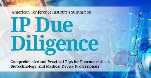 IP Due Diligence Summit