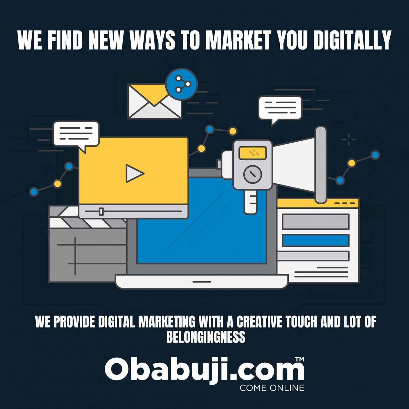 OBABUJI digital marketing company