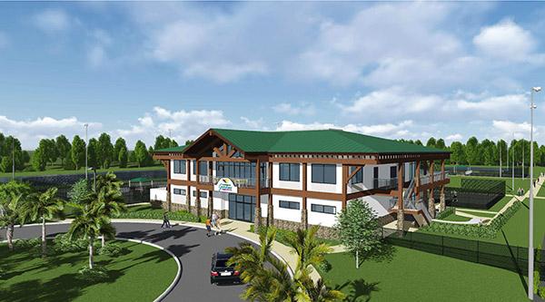 Olc awarded new palm beach gardens tennis center clubhouse - Palm beach gardens tennis center ...