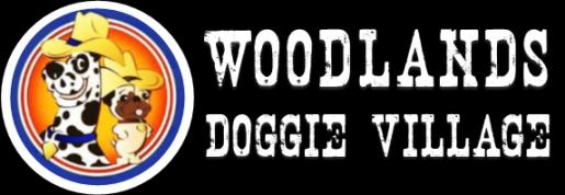 woodlands-doggie-village-logo