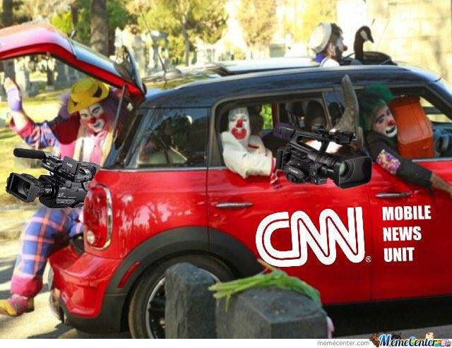 Behind the Scenes at CNN