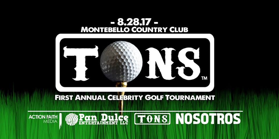 TONS first annual golf and gala