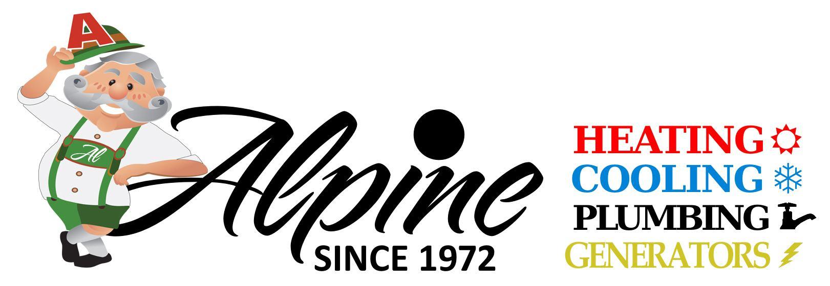 New Alpine Logo w generators