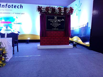 Inauguration of Foundation Stone