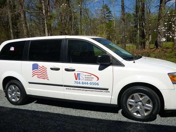 Veteran Transport Van