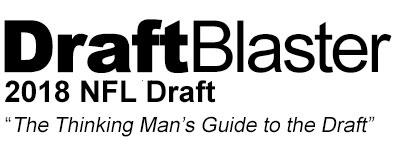 2018 NFL Mock Draft from DraftBlaster