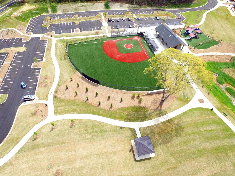 Freedom Field at Patriots Park
