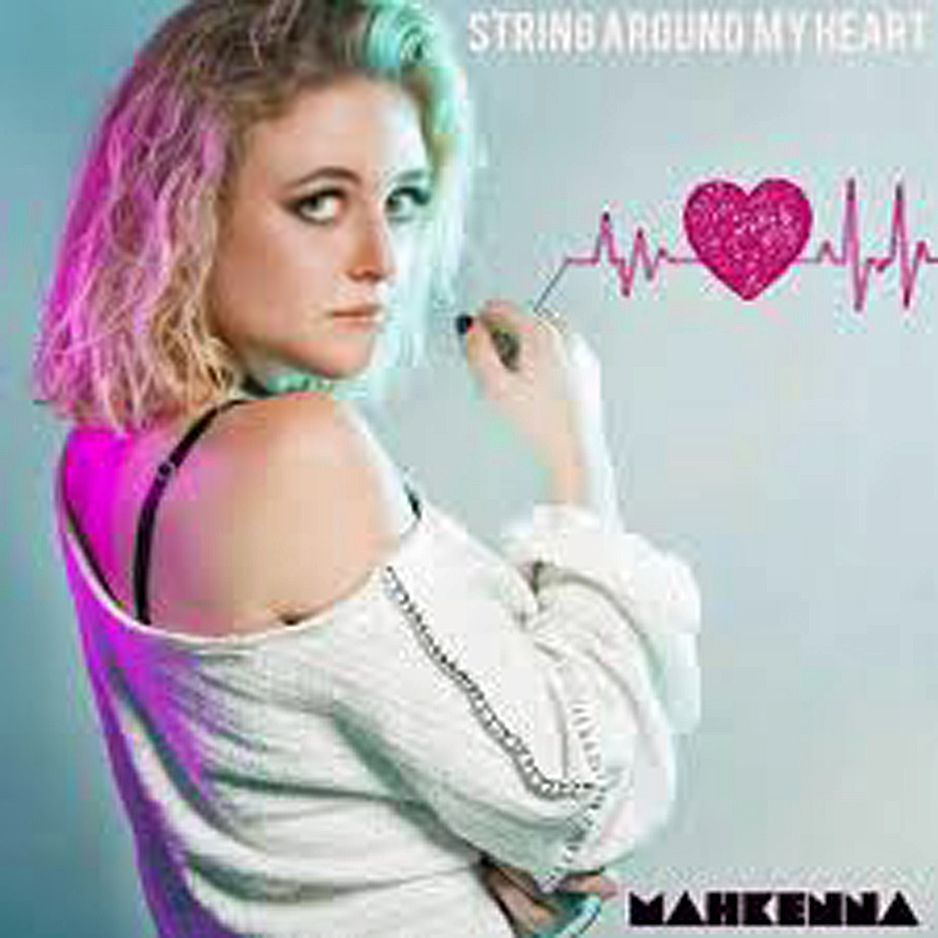 Mahkenna album cover String Around My Heart