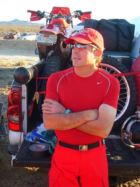 Dennis Rogers Baja 1000 2018