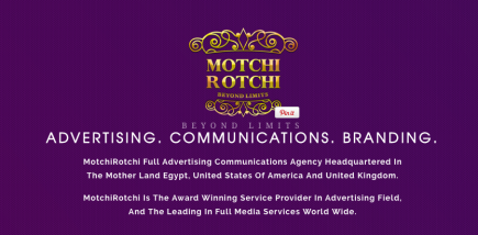 The golden advertising agency motchirotchi has built the for Advertising agency uk