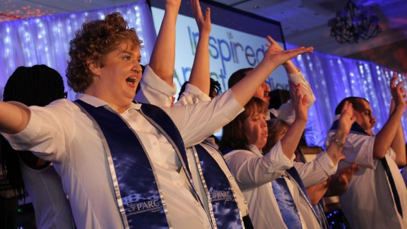 PARC's Inspired Artist Choir