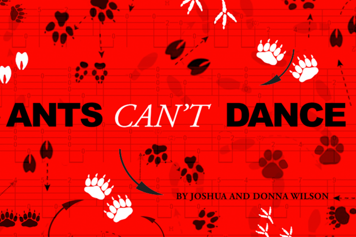 Ants Cant Dance Cover