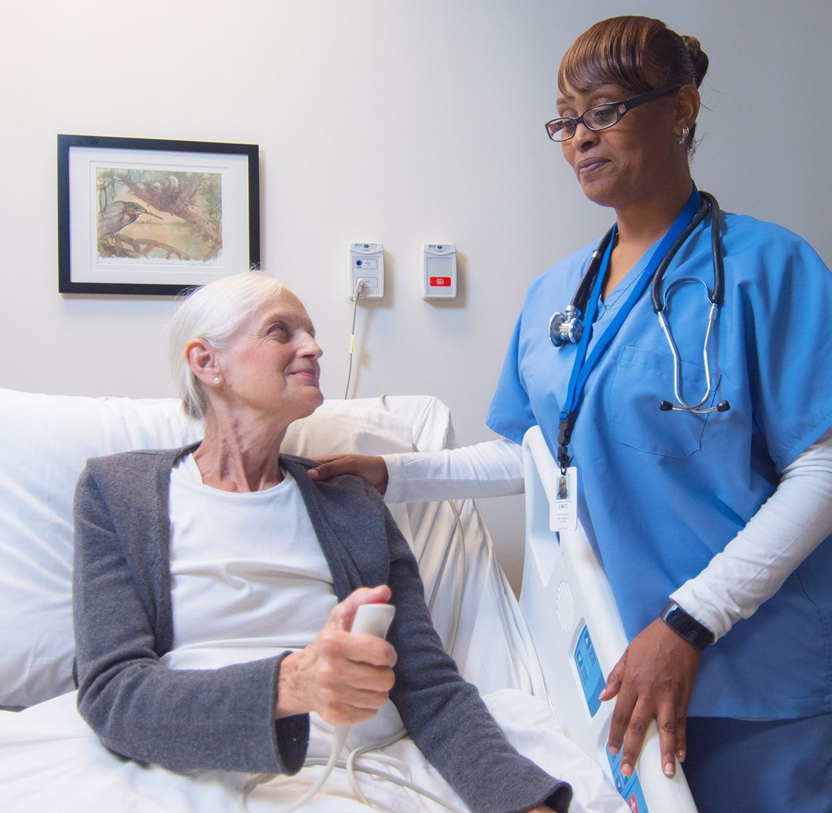 Pro-Alert 570 Nurse Call System Increases Resident Satisfaction