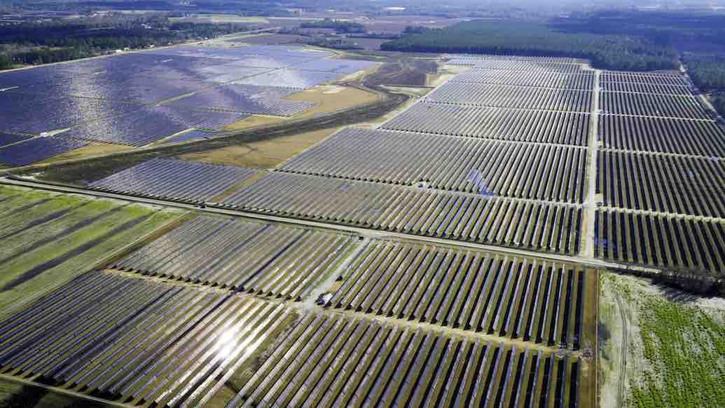 52 MWac Hazlehurst Phase 2 Solar Facility in Hazlehurst, GA
