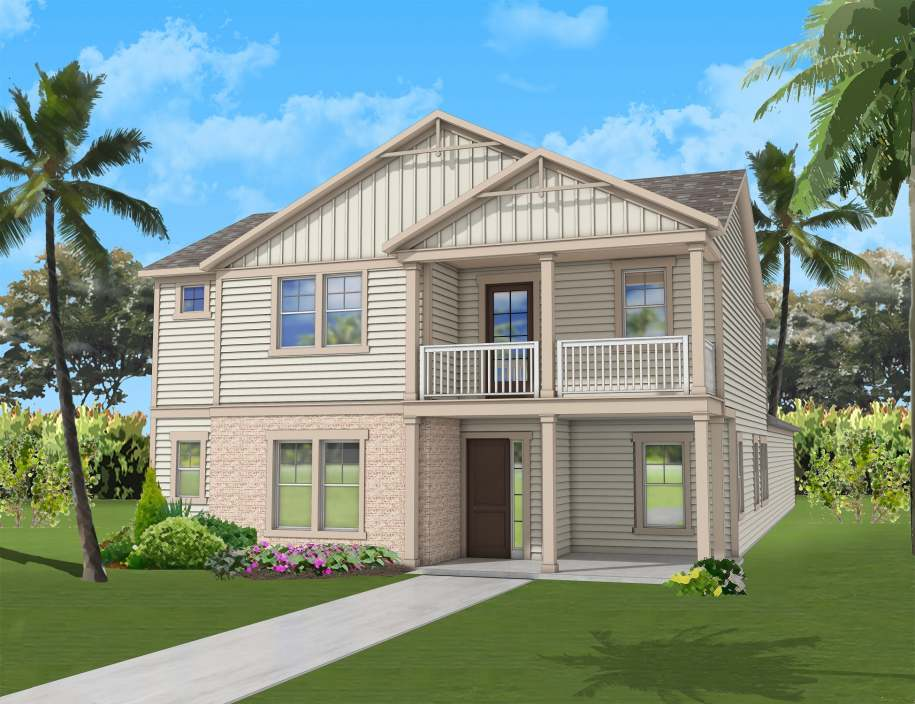 The Charleston by Mattamy Homes at RiverTown