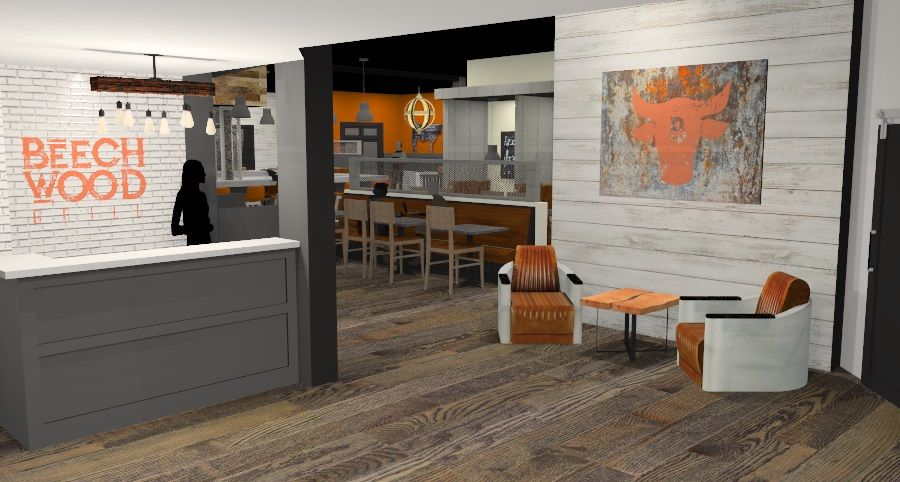 Beechwood Inn will begin the renovations in 2018