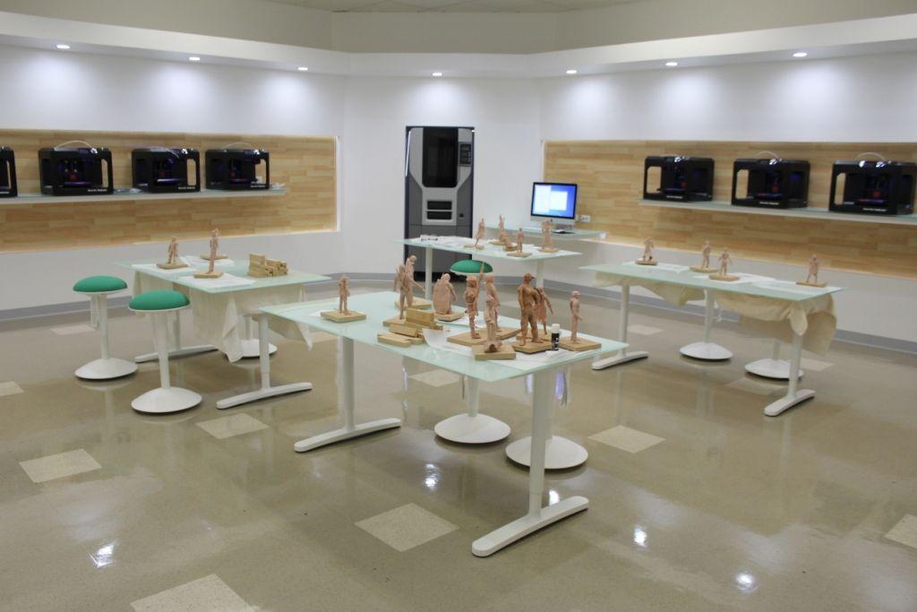 Bosco Tech's New 3D Design Rapid Prototype Lab