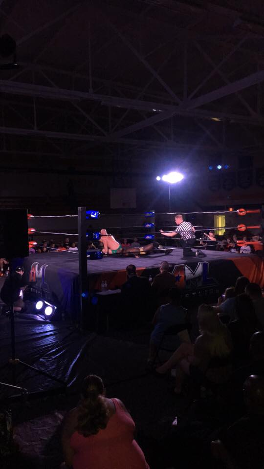 AML Wrestling Lexington, NC