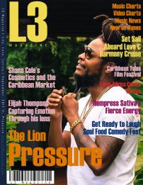L3 Magazine - 2017 - September ft. Pressure Busspi