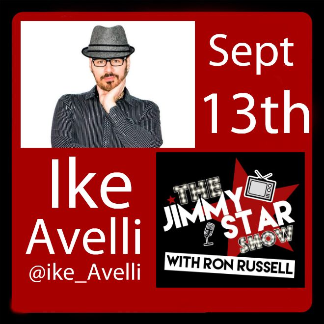 Ike Avelli On The Jimmy Star Show With Ron Russell