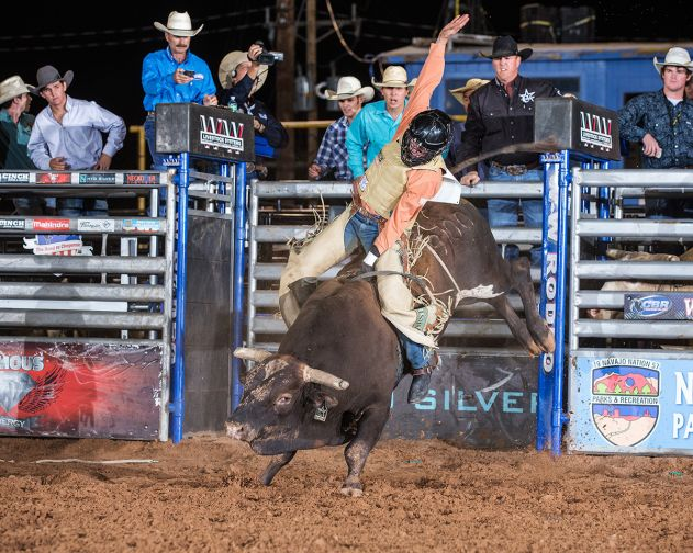 PRCA Leading Rookie Boudreaux Campbell Aiming for CBR Pot of Gold