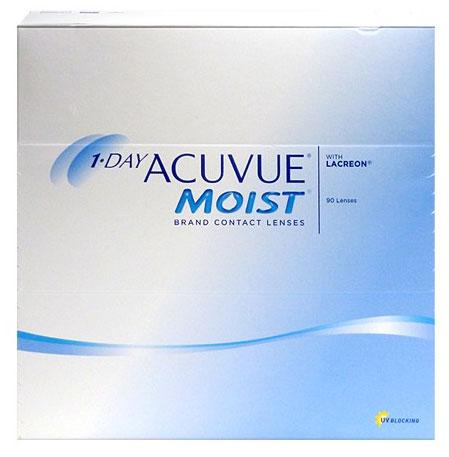 Acuvue Moist lentile contact