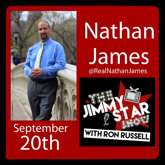 Nathan James on The Jimmy Star Show with Ron Russell