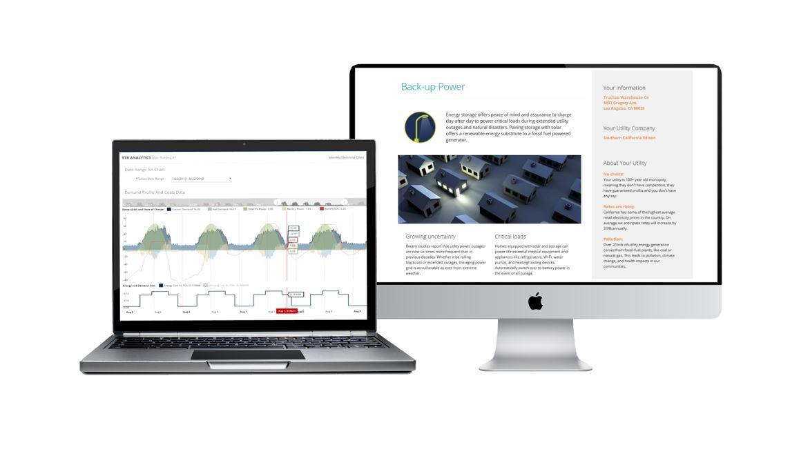 Energy Toolbase - Energy Storage Product Launch