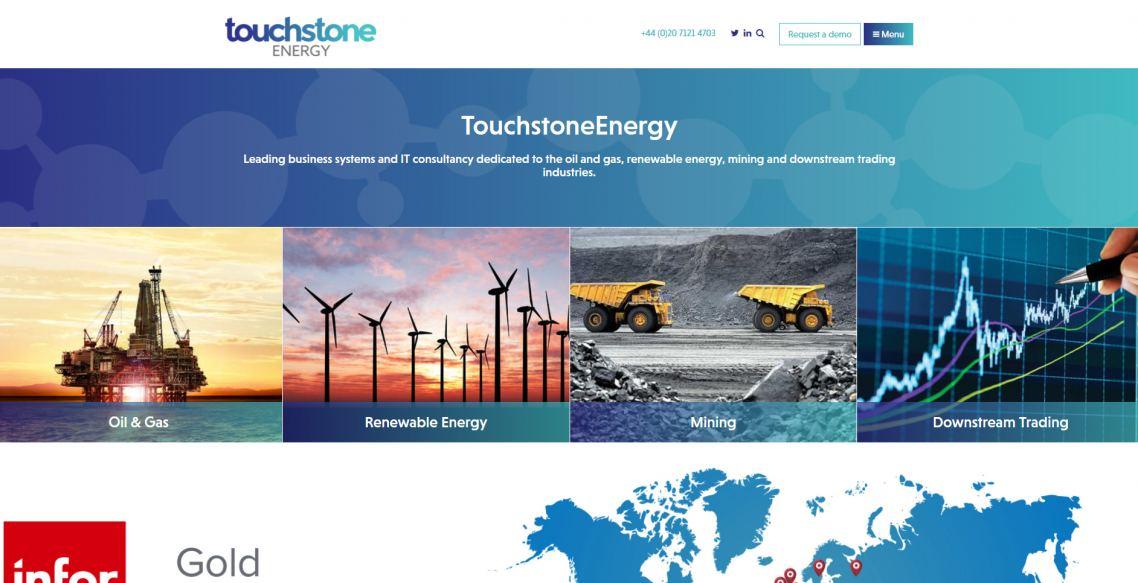 TouchstoneEnergy's new website