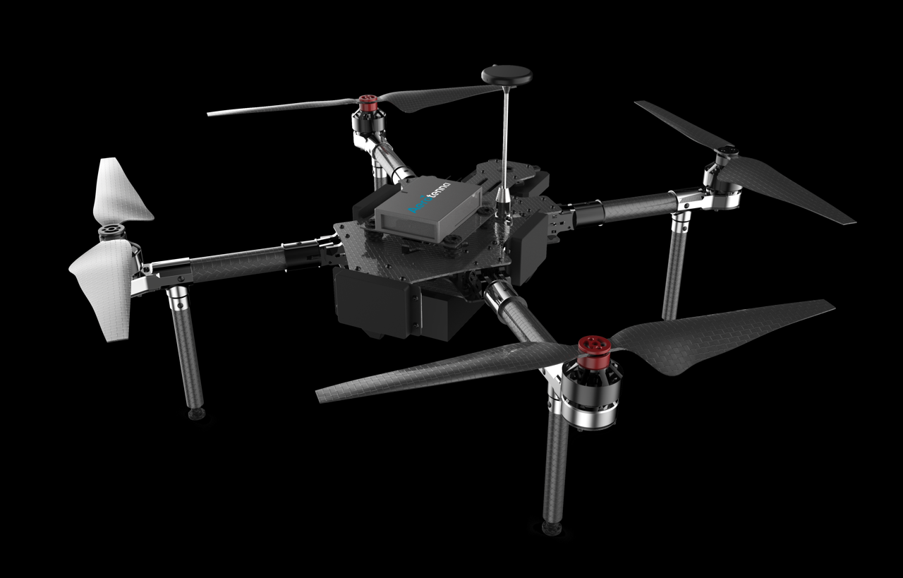Aerotenna Smart Drone Development Platform