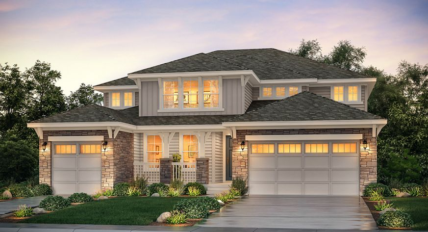 Castle Pines Valley grand opens 9/9, presenting Wi-Fi CERTIFIED home designs.
