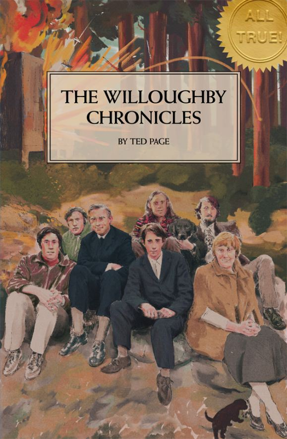 """The Willoughby Chronicles"" is available for pre-order now on Amazon"
