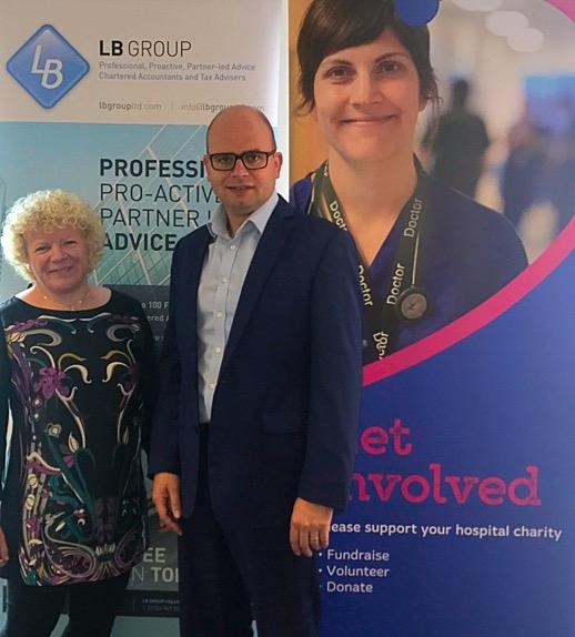 LB Group chairty partnership photo