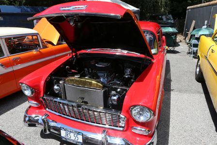 Classic Car at Wartburg 2017