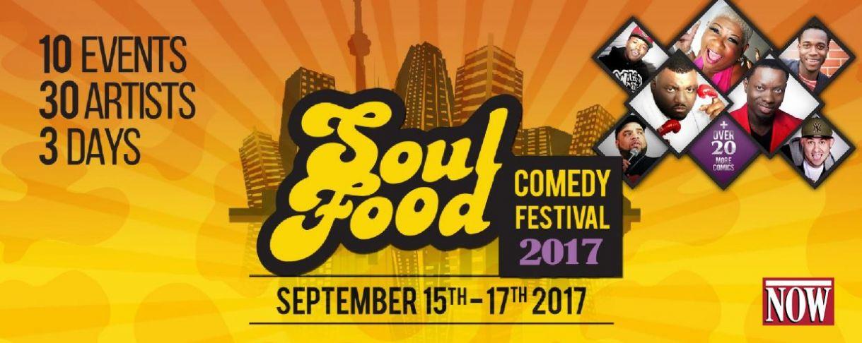 Soul Food Comedy Festival 2017