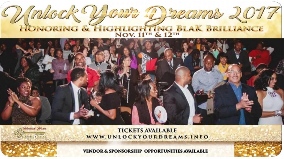 Get Motivated! Unlock Your Dreams Conference November 11th and 12th