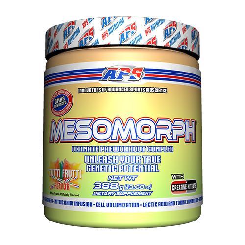 MESOMORPH Pre Workout Tutti Frutti DMAA