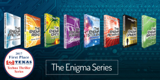 The Enigma Series by Breakfield & Burkey