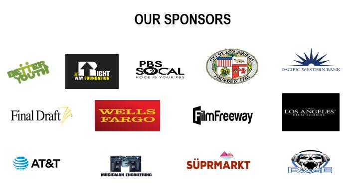 2017 Film Festival Sponsors