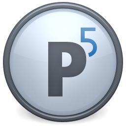 P5 Software Suite version 5.5
