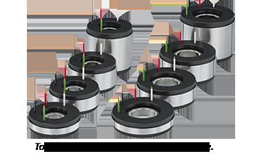 Torque QTR 65 range and QTR 78 range